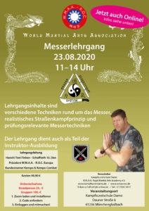 Messerlehrgang @ Kampfkunstschule Damo