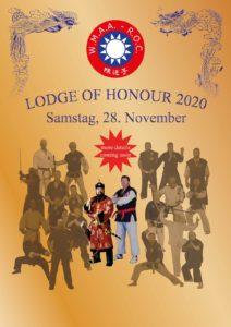 Lodge of Honour 2020